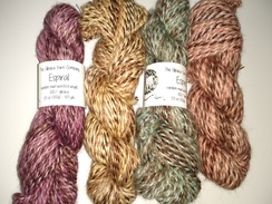 Photo of Espiral Hand Dyed Yarn