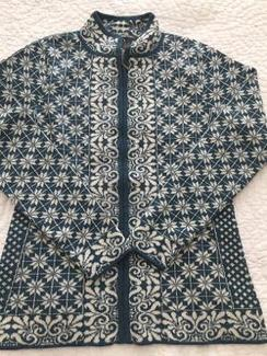 Peruvian Knit Alpaca Sweaters