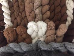 DAFI Huacaya/Suri Custom-Spun Yarn