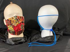 Photo of Cloth Face Mask & Filter (Lot 1)