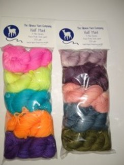 Photo of Half Mad Yarn