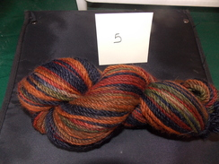 Photo of #5 yarn