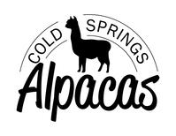 Cold Springs Alpacas - Logo