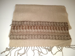 Photo of Alpaca scarf
