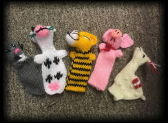 Photo of Finger Puppets (10)