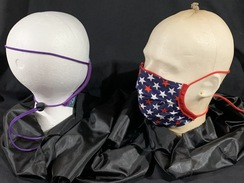 Photo of Cloth Face Mask & Filter (Lot 3)