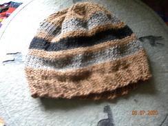 Photo of Knit Alpaca Hat