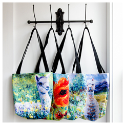 Tote Bags (Small 13in X13in)