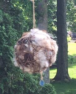 Large Nesting Balls