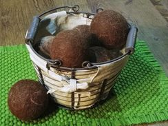 Photo of Alpaca Dryer Balls (set of 3)