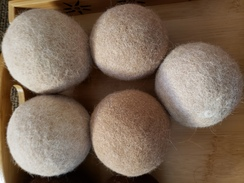 Alpaca Dryers - All Natural Single Color