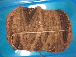 100% Alpaca Rug Yarn