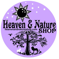 Heaven & Nature Shop - Logo