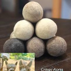 Wholesale Alpaca Dryer Balls - 100 balls