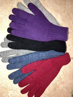 Gloves- Reversible Alpaca Gloves