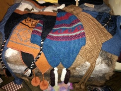 Photo of Hat- 100% Earflap Alpaca Hats