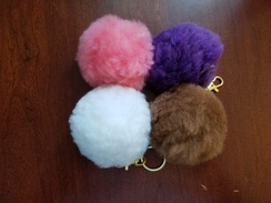 Photo of Fur Keychains