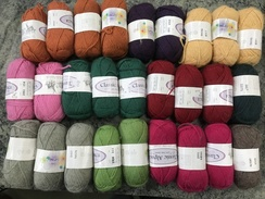 Yarn- 100% Alpaca- Solid Colors