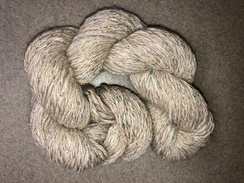 Yarn- Suri Alpaca Beige/Cream Iridescent