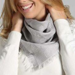 Dragon fly scarf