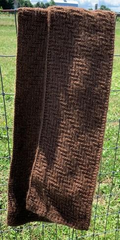 Photo of Herringbone Scarf