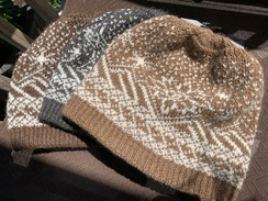 Photo of Mountain Eve Slouch Beanie