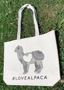 #LOVEALPACA Bag