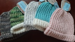 Hand Made toddler hats