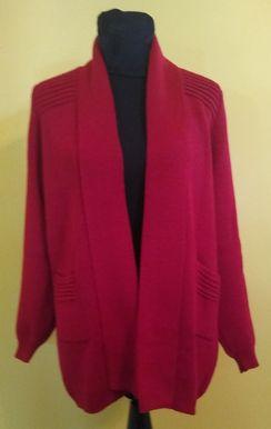 Shawl Collar Cardigan - L/XL