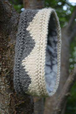 FFAF class - Knitted Headband