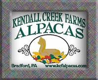 Kendall Creek Farms Yarn Barn and Gift Shop - Logo
