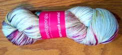 Sweet Georgia Yarn - Rainbow Sprinkles