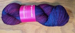 Sweet Georgia Yarn - Acai