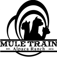 Mule Train Alpaca Ranch - Logo