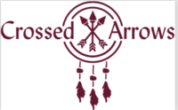 Crossed Arrows Fiber Mill - Logo