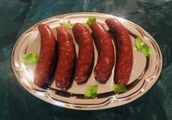 Yak Jalapeno Cheddar Polish Sausage