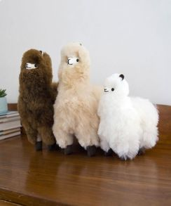 Photo of Standing Alpaca 12""