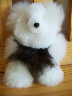 "Photo of 6"" stuffed teddy bear"