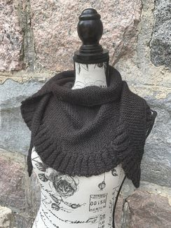 Photo of Black Scarf