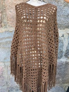 Photo of Fringed Poncho