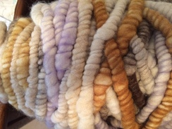 Photo of Yarn-alpaca corespun wool core rug bump1