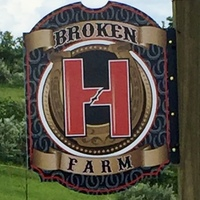 Broken H Farm - Logo