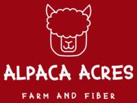 Alpaca Acres Farm and Fiber - Logo