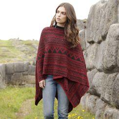 Gem Ruana/shawl