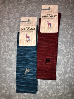 Photo of Socks- Alpaca Diplomat Socks- Large