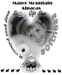 Mager Mountain Alpacas - Logo