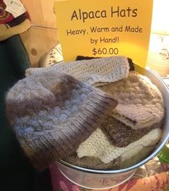 Photo of Hand made Alpaca Hats