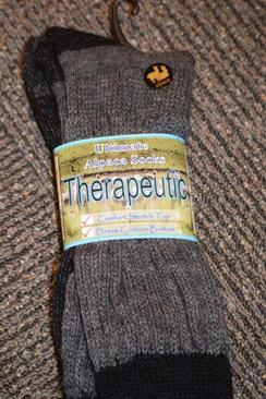 Alpaca Socks - Therapeutic