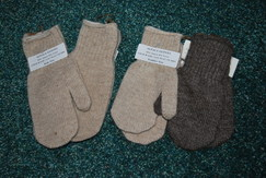 Toddler Alpaca Mittens