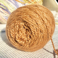 Photo of Yarn from Solstice & Audrina 5% Firestar